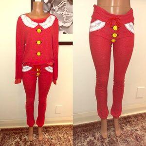 WF Santa suit 🎅🏼